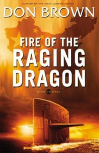 Fire of the Raging Dragon (cover)