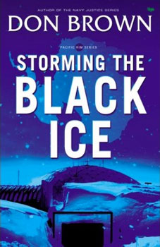 Storming the Black Ice (cover)